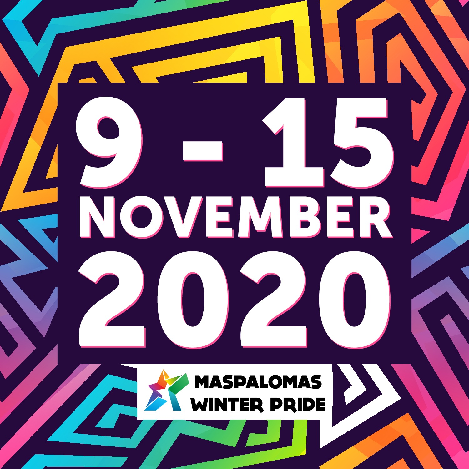 Maspalomas winter pride 2020